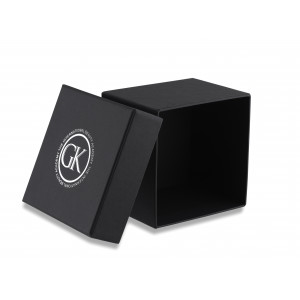 Коробка крышка-дно с логотипом