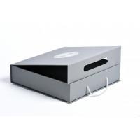 Коробка - портфель с крышкой на магнитном клапане
