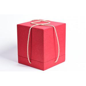 Коробка крышка дно с ручками | Best Box