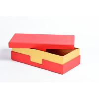 Коробка крышка дно со вставкой