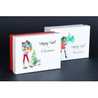 Коробка с печатью рисунка для Happy Mail