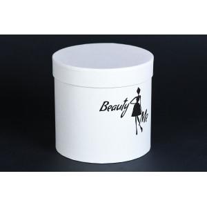 Шляпная коробка с логотипом