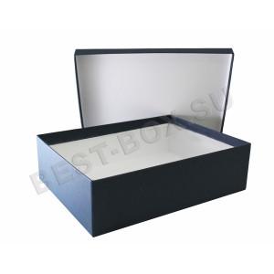 Подарочная коробка флок