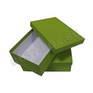 Набор коробок крышка-дно (зеленый)