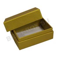 Коробка крышка-дно со вставкой