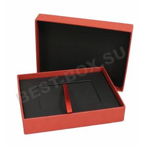 Коробка крышка дно для карточки