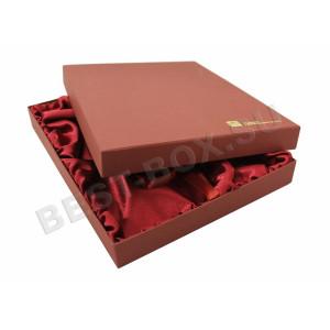 Коробка крышка дно с ложементом
