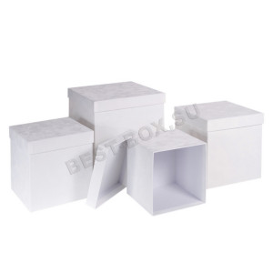 Коробка матрешка