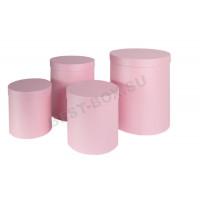 Подарочный набор тубусов (розовая)