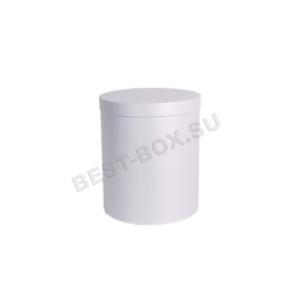 Шляпная коробка белая