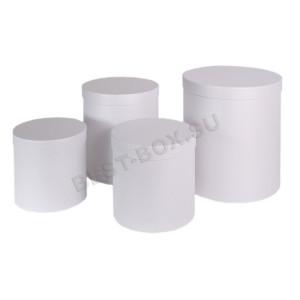 Подарочный набор тубусов (белый перламутровый)