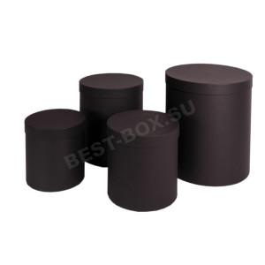 Набор тубусов (черный)