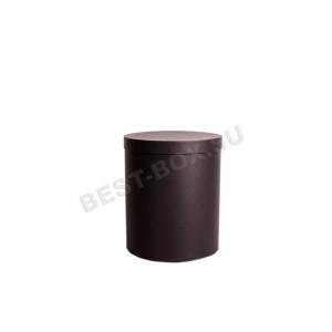 Шляпная коробка черная